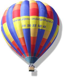 Booking a hot air balloon flight
